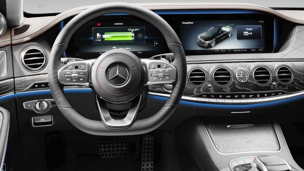 Mercedes S 560 e 2