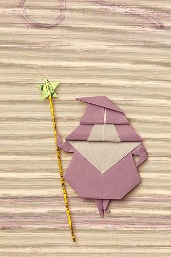 Origami Gnome (Mieko Seta)