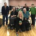 Bowling for laughter and gutter balls; residents enjoy a lighthearted outing