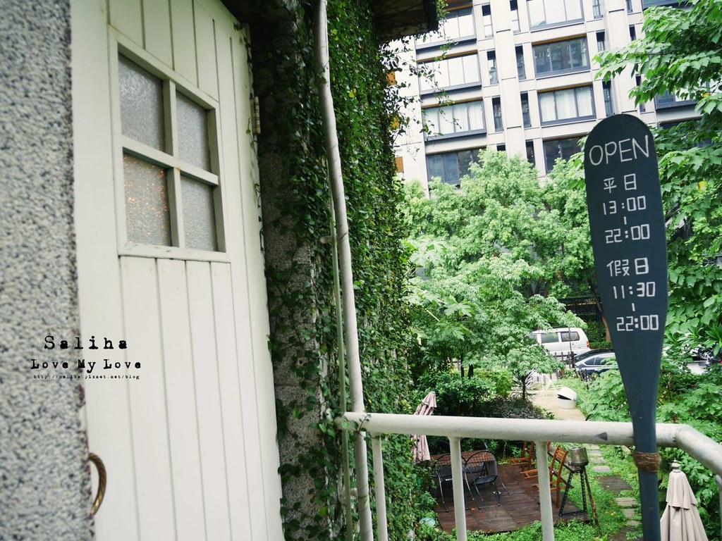 台北捷運大安森林公園站2J CAFE交通咖啡館下午茶午餐 (2)