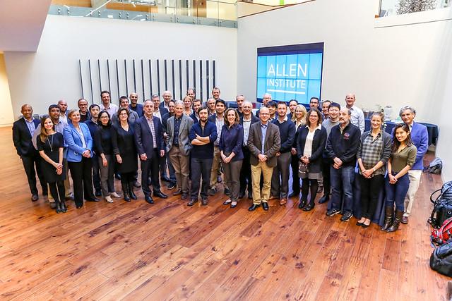 2018 Allen Frontiers Symposium