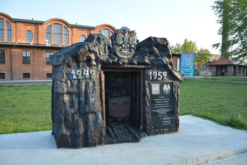 Pomnik pamięci Żołnierzy Górników