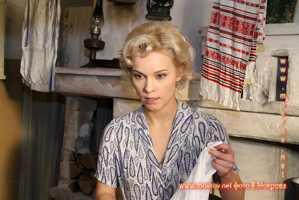 Актриса - Стрельникова Полина роль Катя в сериале «Декабристка»