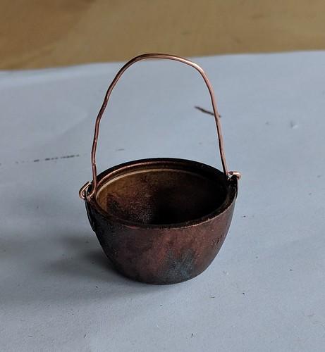 bucket patina