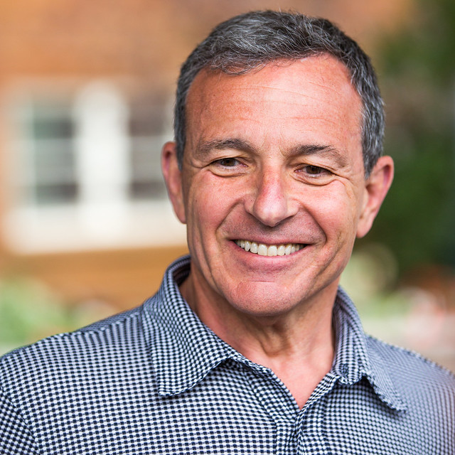 Walt Disney CEO, Bob Iger, Allen & Company, 2015