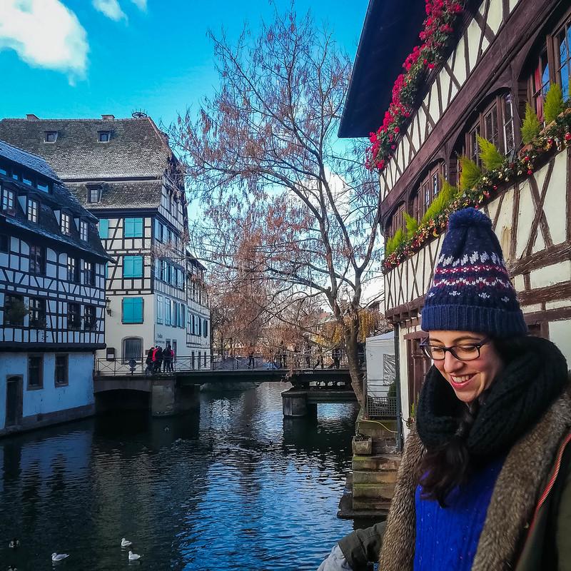 · Estrasburgo, última parada de nuestro viaje de 3 días en coche por Alsacia ·