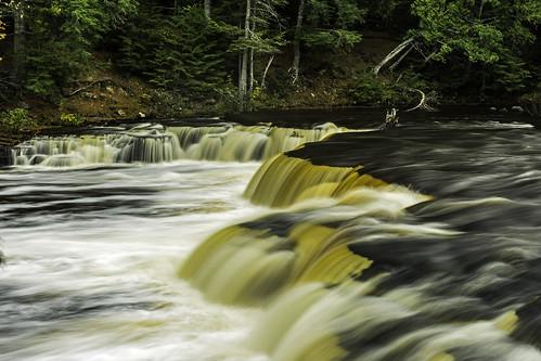 Lower Tahquamenon Falls 2017