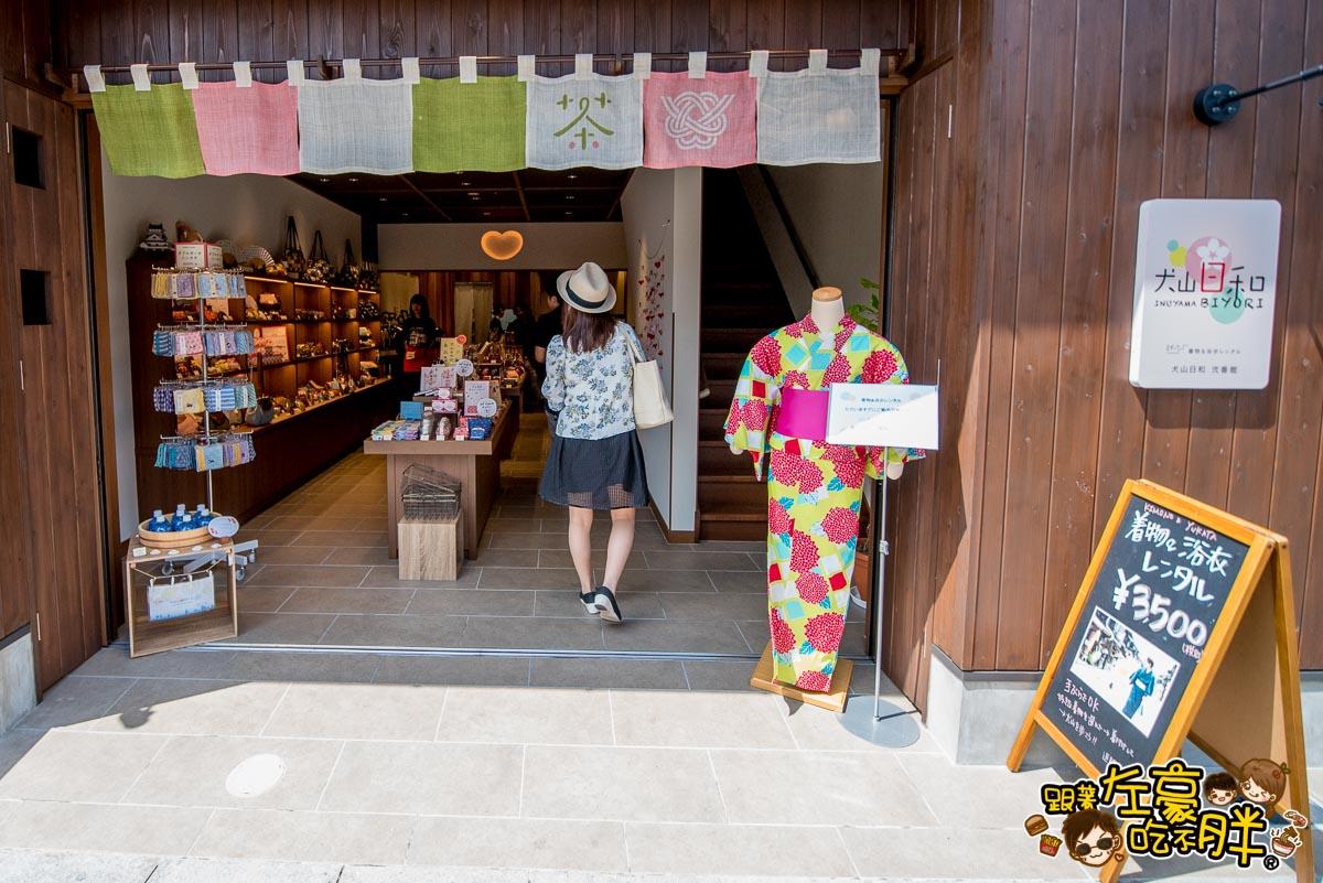 日本名古屋 犬山城+老街(中部探索之旅)-77