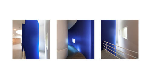 staircase triptych . . .