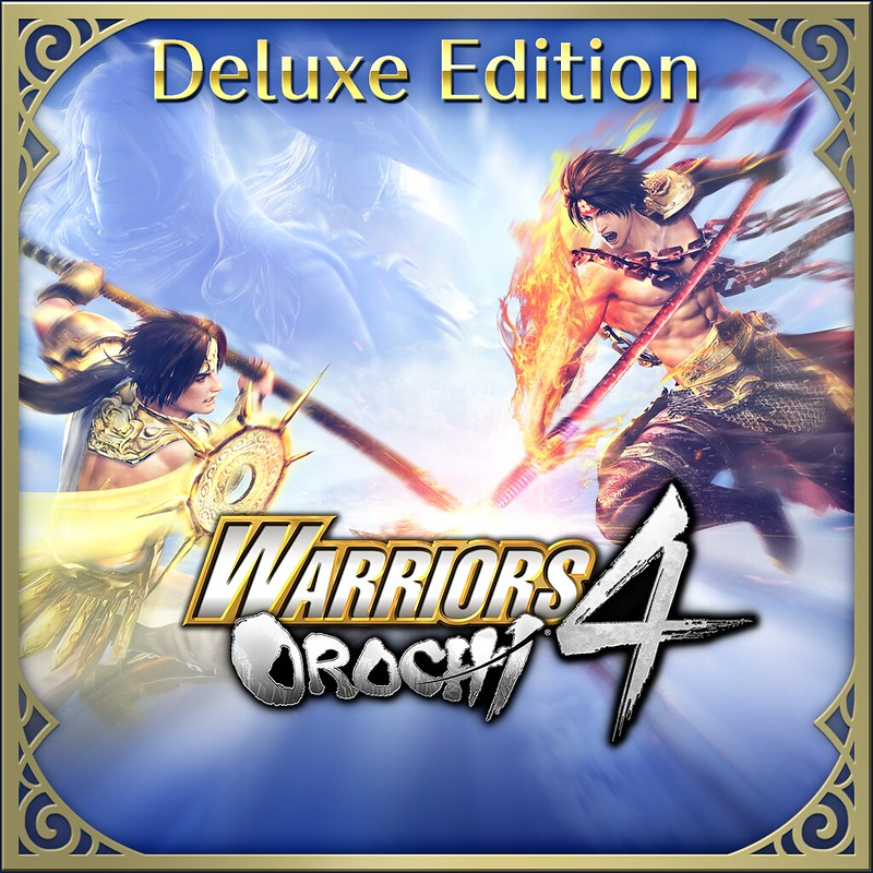 WARRIORS OROCHI 4 Deluxe Edition with Bonus