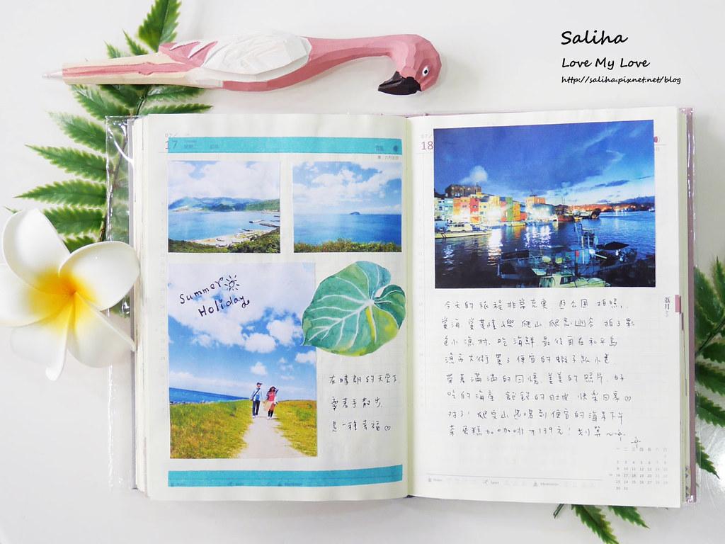 手帳裝飾日記紙膠帶裝飾技巧分享推薦 (20)