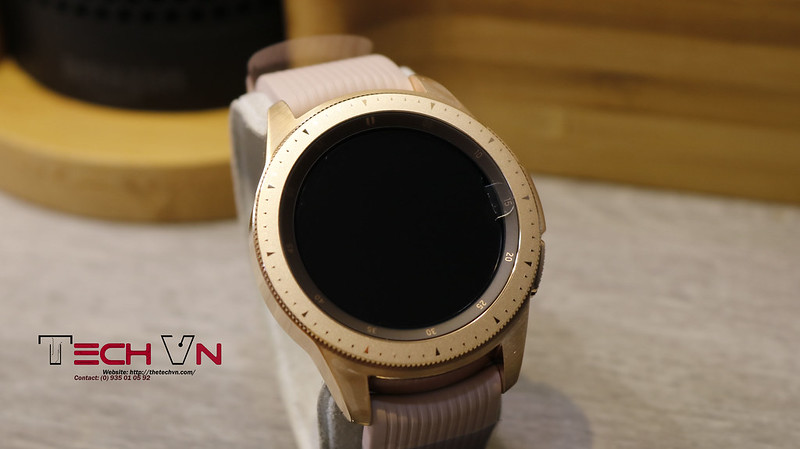 Techvn - samsung galaxy watch gold 42mm 10