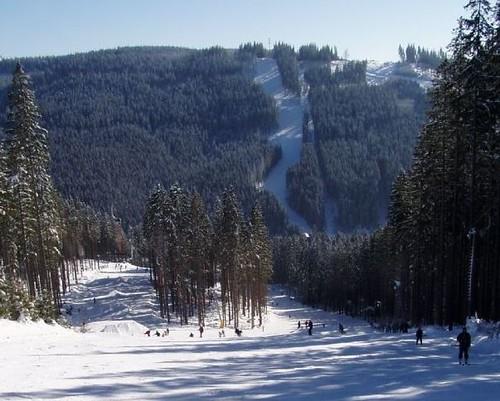 Jednodenní skipas do skiareálu BÍLÁ s 20% slevou