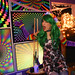 20180113 2313 - Rainbow Party #13 - Rainbow - Victoria V - blacklight posters - (by Sideshow Bob) - DSC_2313