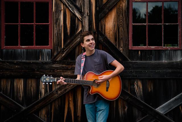 Liam Coleman Music