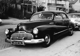 1946 Buick Super 4-door Sedan
