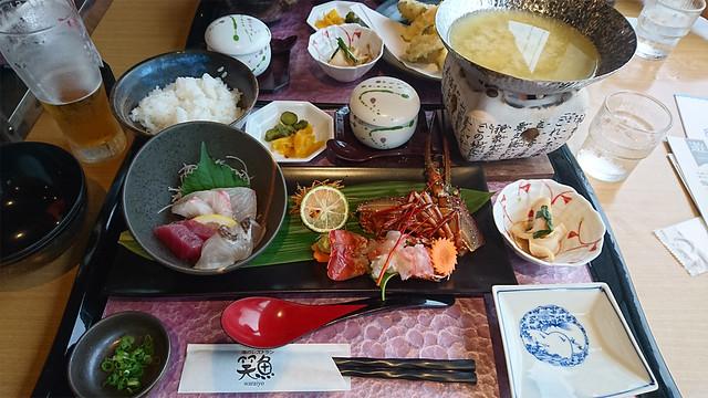 レストラン笑魚
