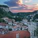 Evening in Melnik
