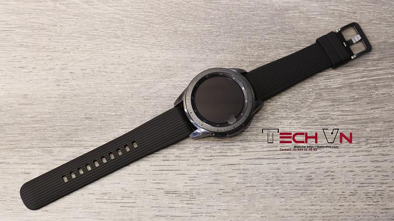 Techvn - samsung galaxy watch black 42mm 07