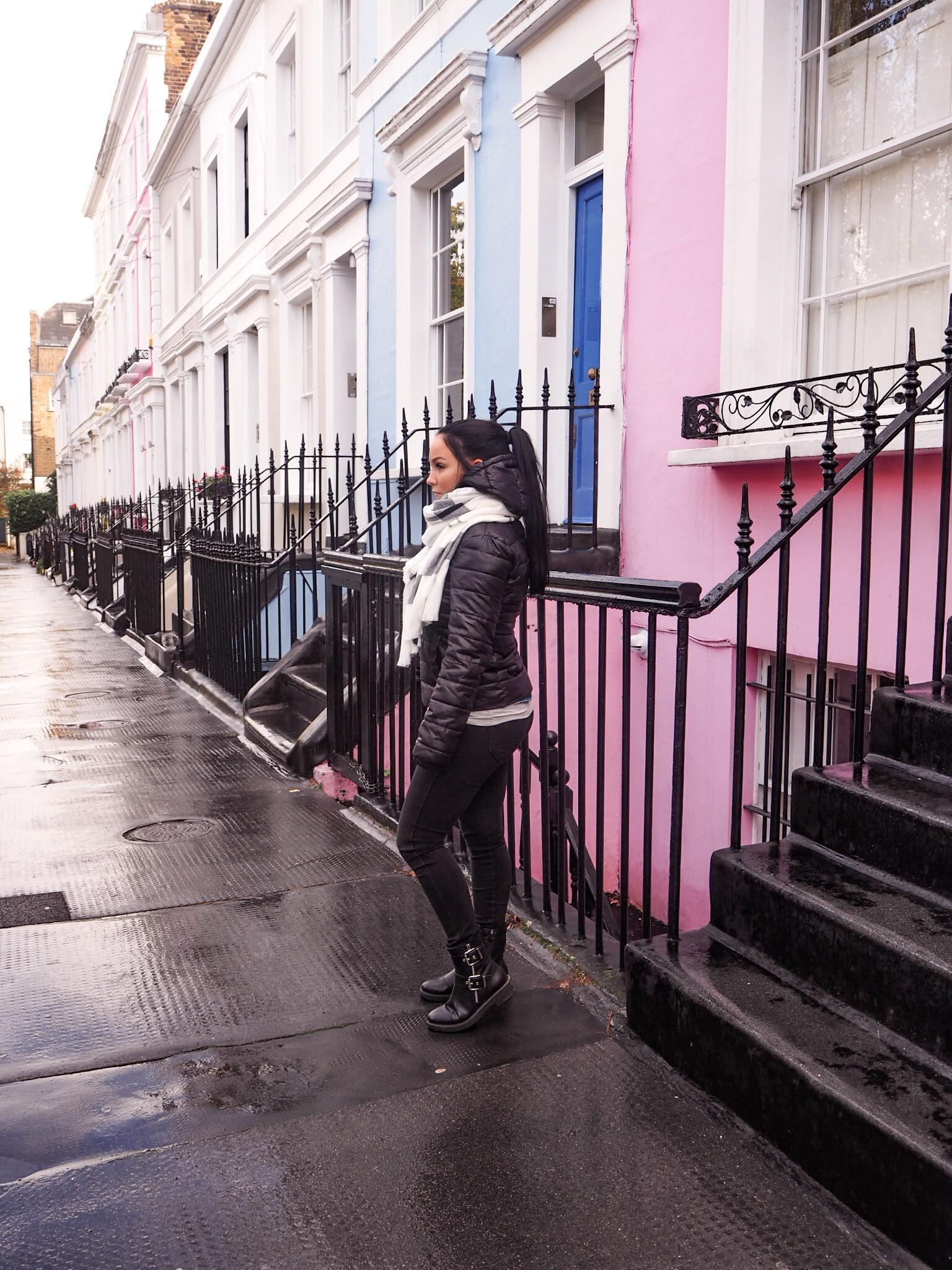 Lontoo kuvauspaikat
