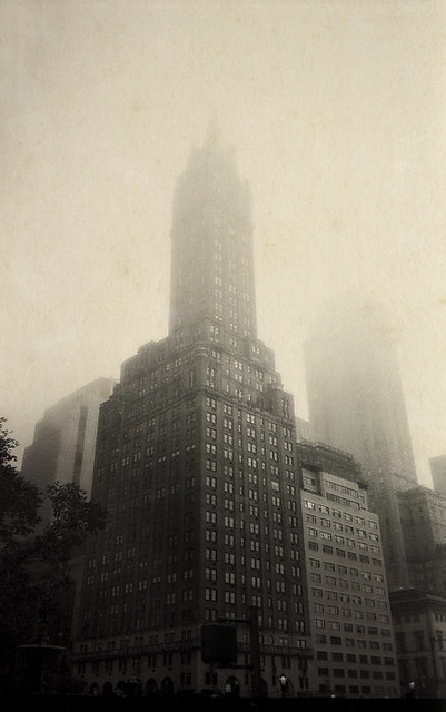 Fog on Fifth Avenue