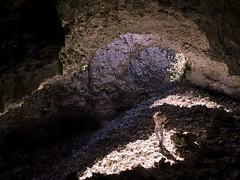 Scialet (Gouffre) des Quatre Gorges... Scialet (Chasm) of the Four Throats... #darktable #Digikam #FujiX-S1