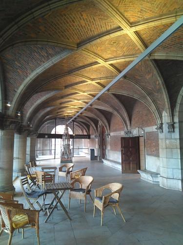Biblioteca de la Universidad de Lovaina