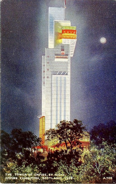 Tower of Empire by Night