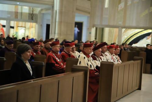 Msza św. na rozpoczęcie Dni Jana Pawła II w Krakowie | Abp Marek Jędraszewski, 8.11.2018