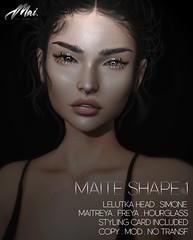 mai. - Maite Shape 1 (LeLutka Simone)