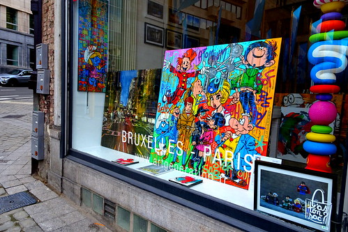 BRUXELLES OU PARIS?