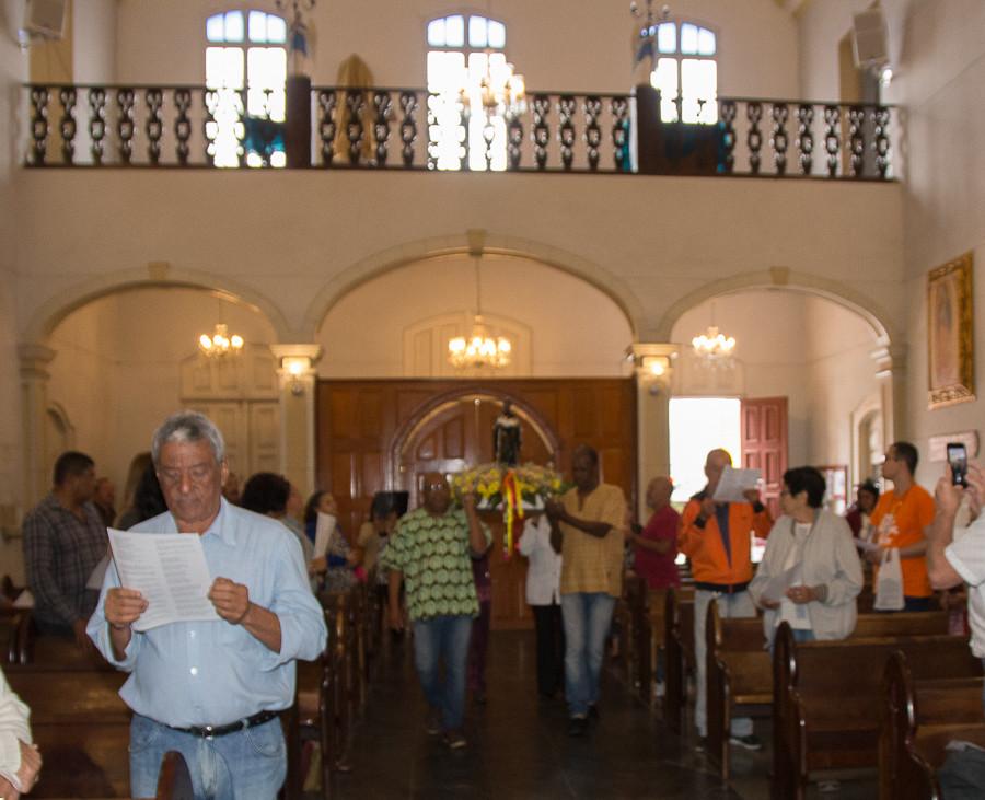 Festa de São Benedito Procissão