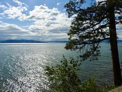 Flathead Lake...