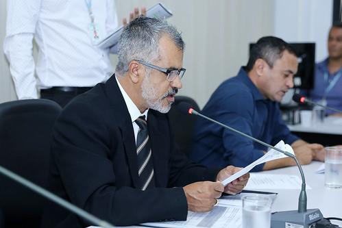 33ª Reunião Ordinária - Comissão de Saúde e Saneamento