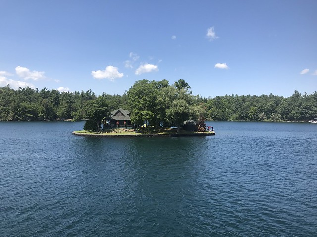 One of the 1000 Islands