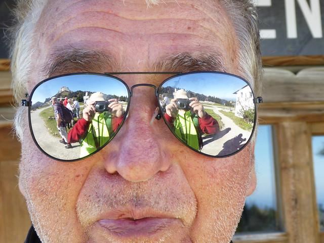 selfie mal 2, Panasonic DMC-TZ61