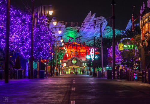Empty Radiator Springs 10_6_2018