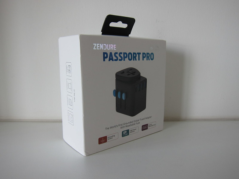 Passport Pro - Box