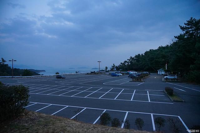 鷲羽山展望台停車場