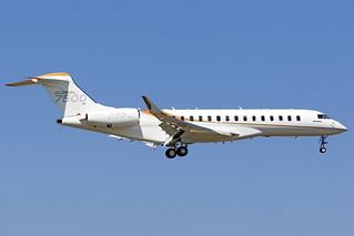 C-GLBO - Bombardier Bombardier Global 7000 - KORL - Oct 2018