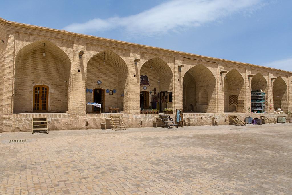 Iran. Meybod