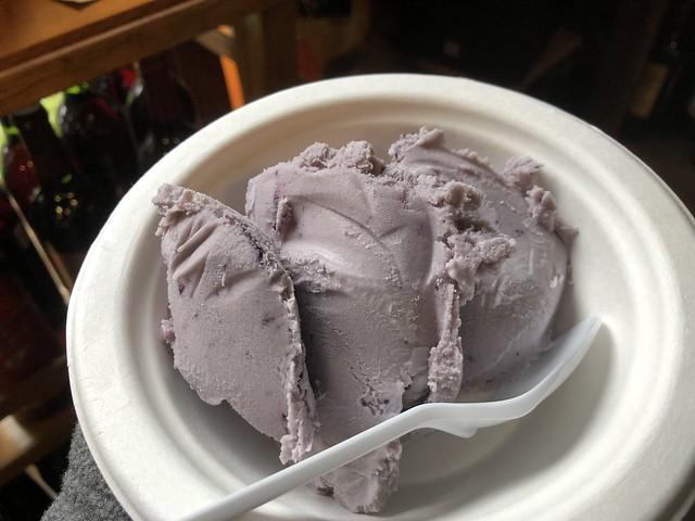 Delmonte - the crossing + ice cream