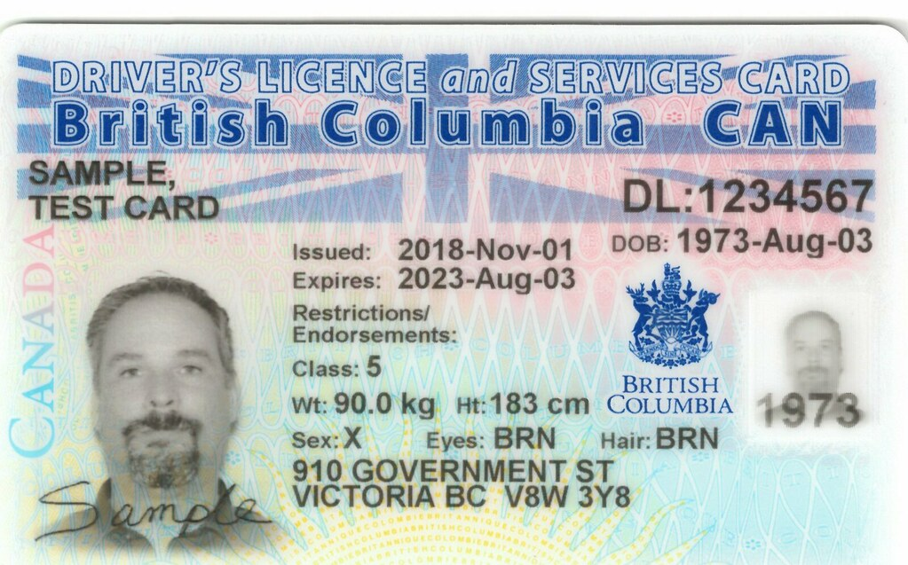 'X' Gender Identity Now Recognized On Government ID
