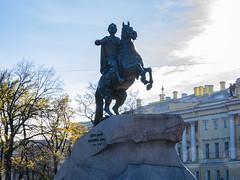 Saint PetersburgSaint - Bronze Horseman (Медный всадник) 5