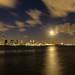 Moon over the Mersey