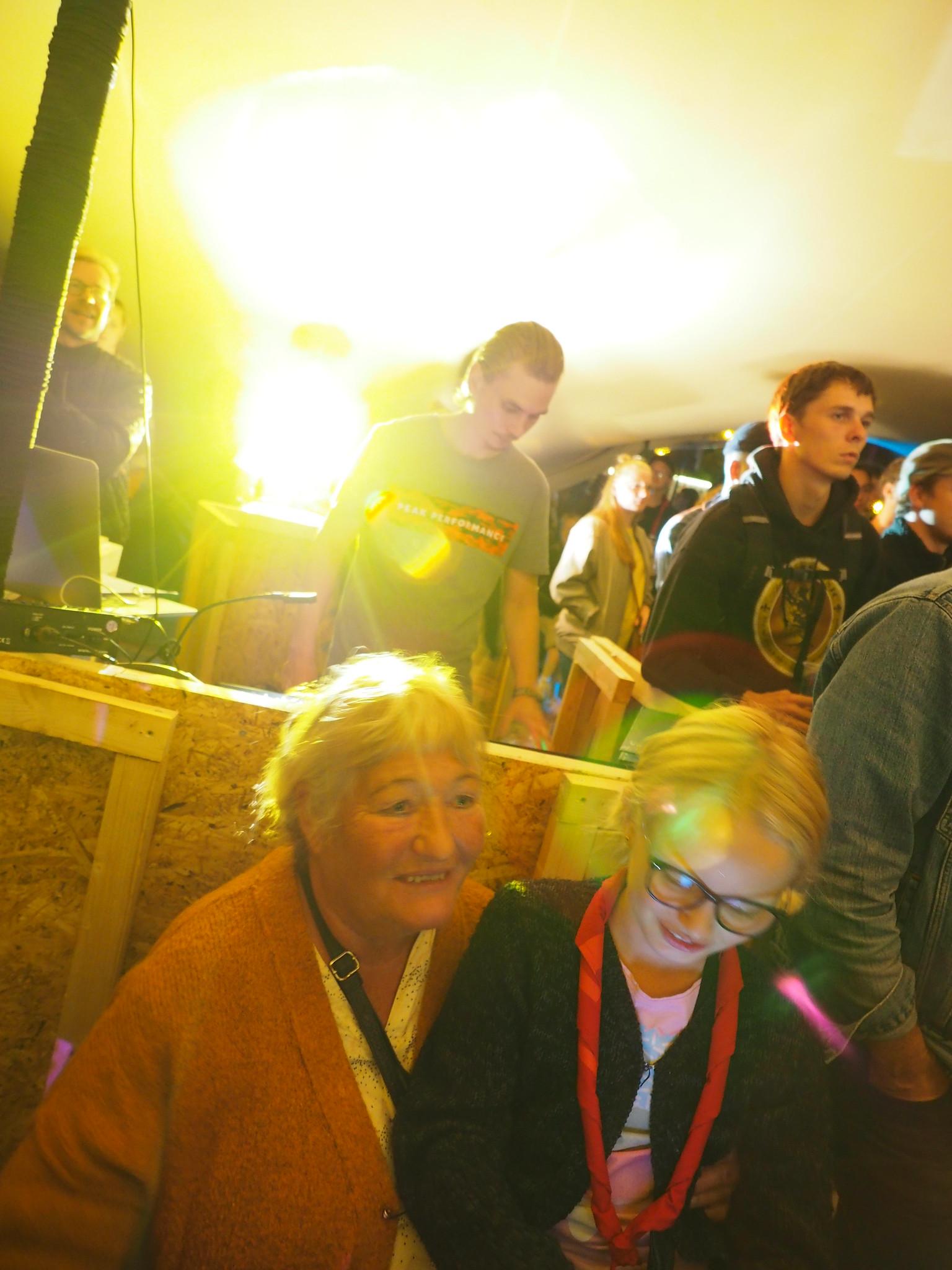 Aarhus Festuge med Röskva og mor