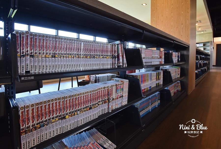 臺中市立圖書館李科永紀念圖書分館.台中圖書館16