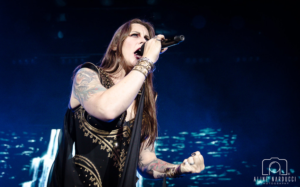 Nightwish - Live Tom Brasil- Sp - 28-09-2018