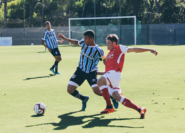 Amistoso Sub-20 - Grêmio x SCBraga