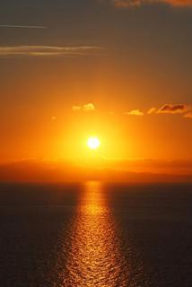 Sunrise over Sithonia